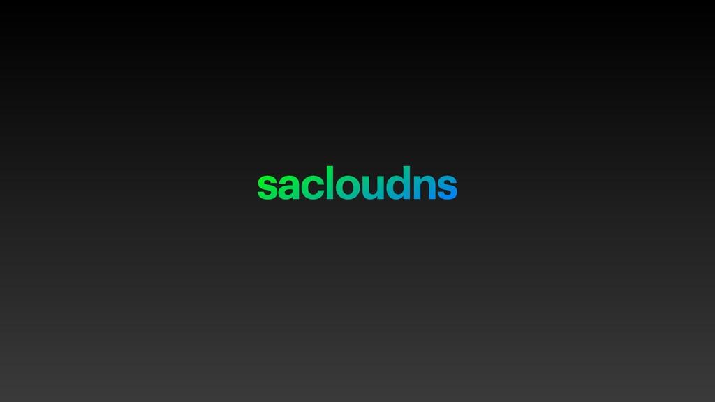 sacloudns