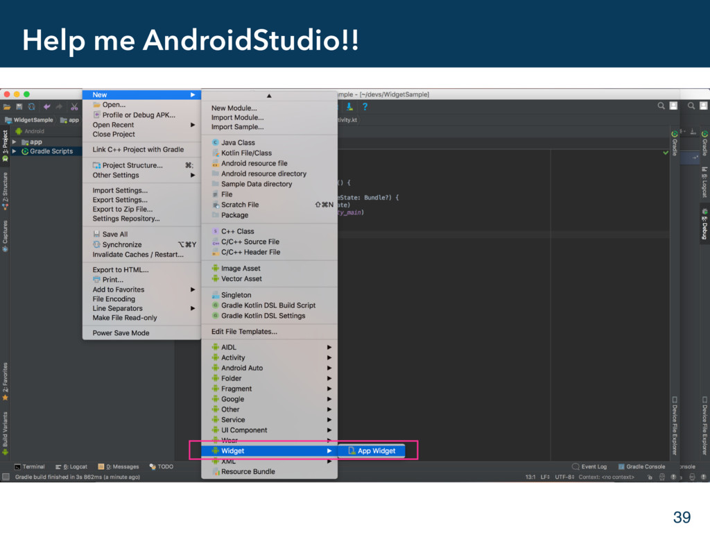 Help me AndroidStudio!! 39