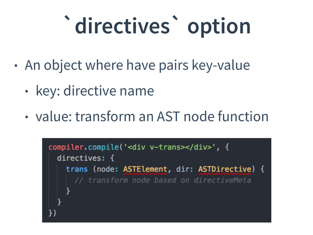 • An object where have pairs key-value • key: d...