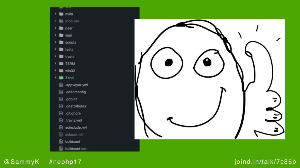 joind.in/talk/7c85b @SammyK #nephp17