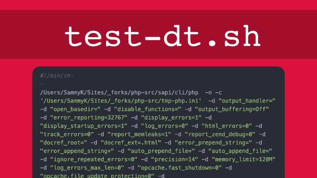 test-dt.sh