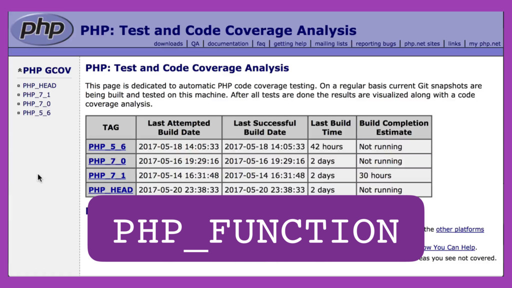 PHP_FUNCTION