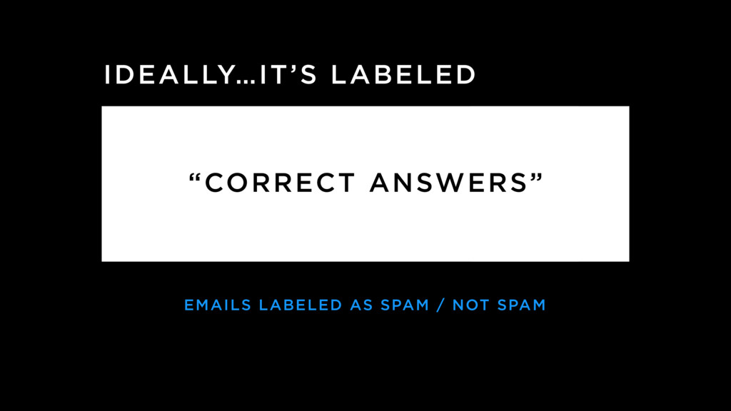 """CORRECT ANSWERS"" IDEALLY…IT'S LABELED EMAILS L..."