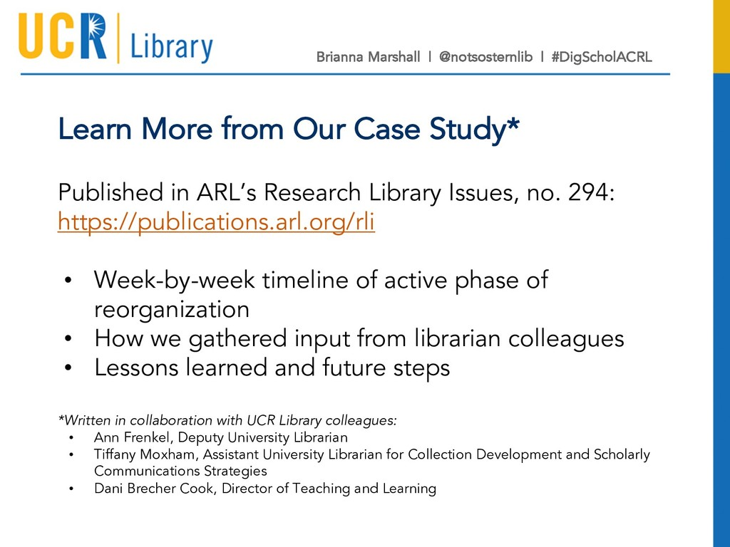 Learn More from Our Case Study* Published in AR...
