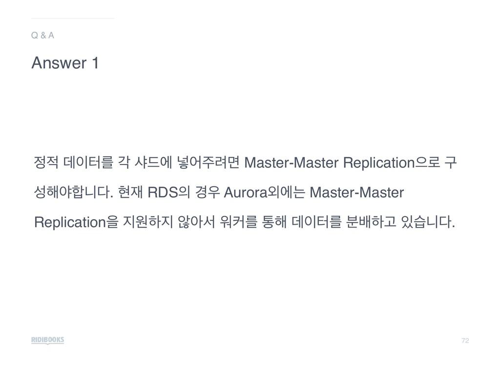 72 Q & A Answer 1  ؘఠܳ п ࢥ٘ী ֍য۰ݶ Master-Ma...