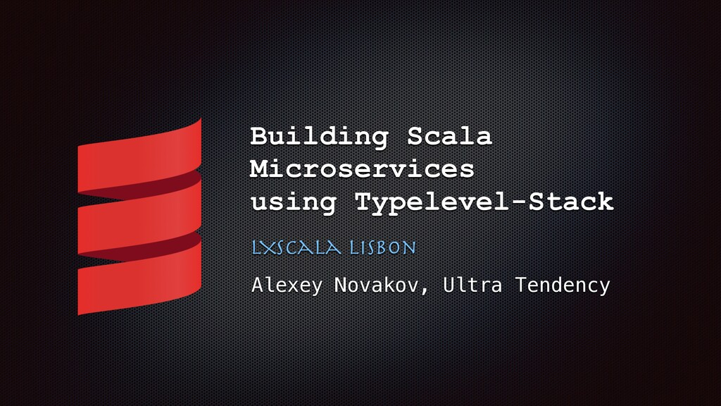 Building Scala Microservices using Typelevel-St...