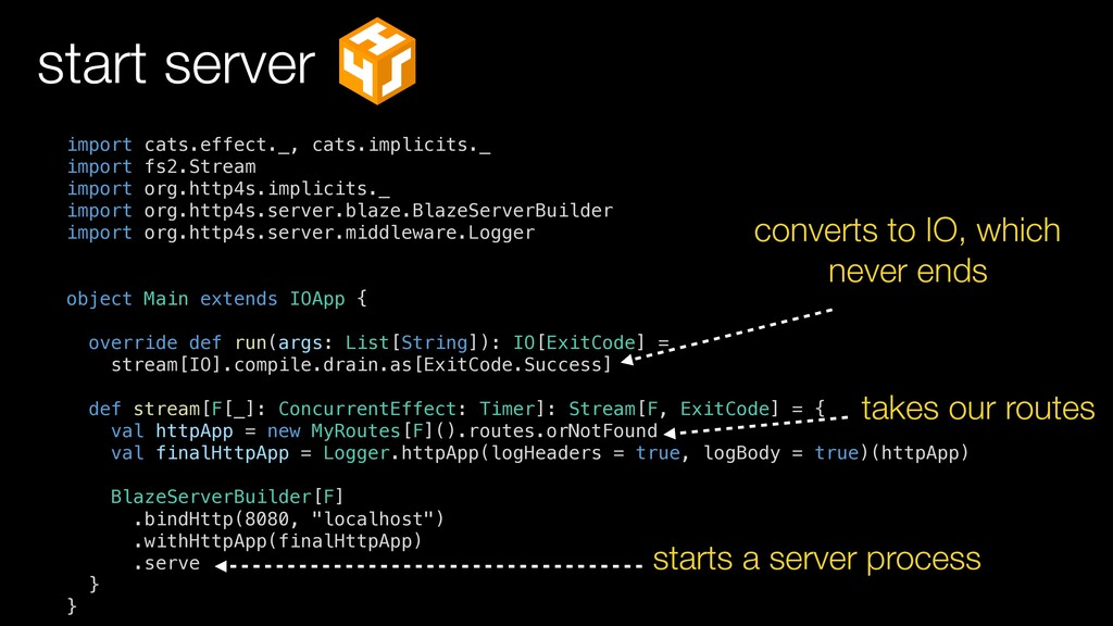 start server import cats.effect._, cats.implici...
