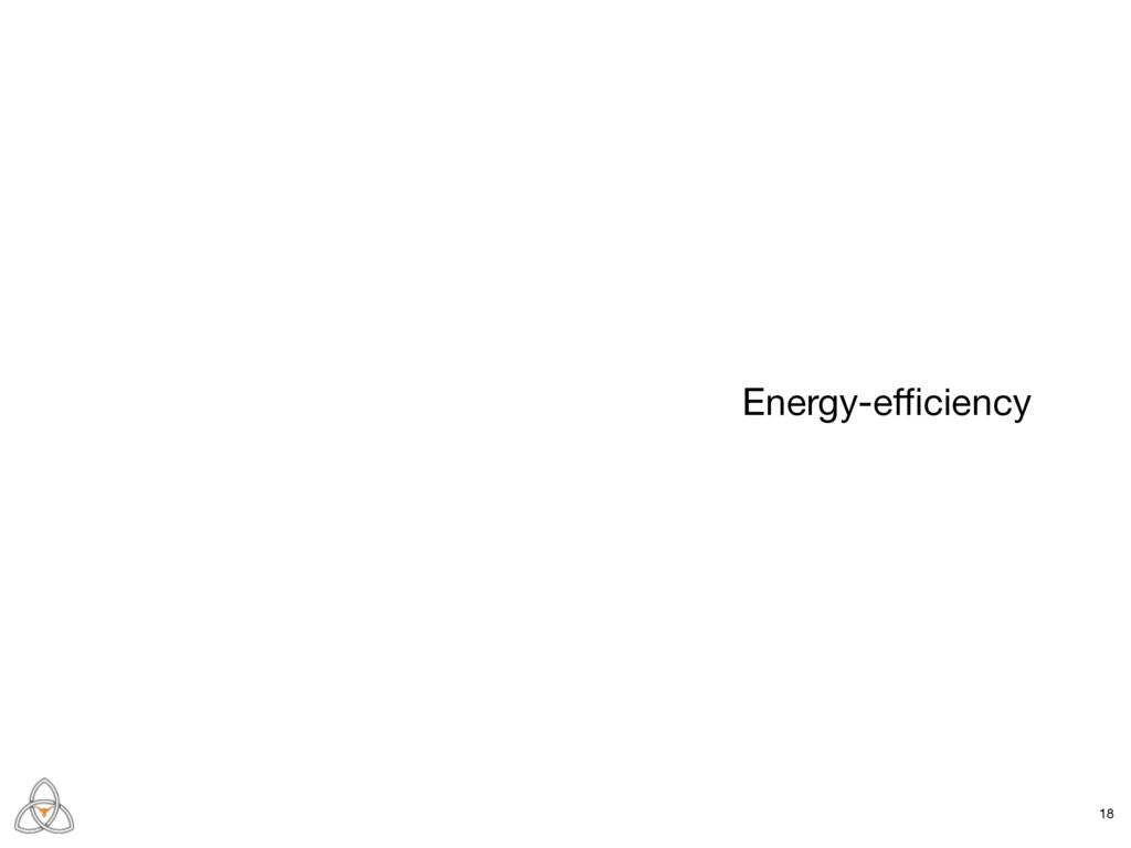 Energy-efficiency 18
