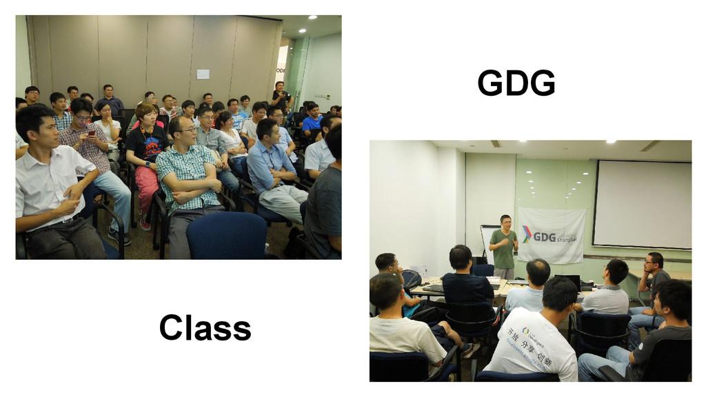 Class GDG