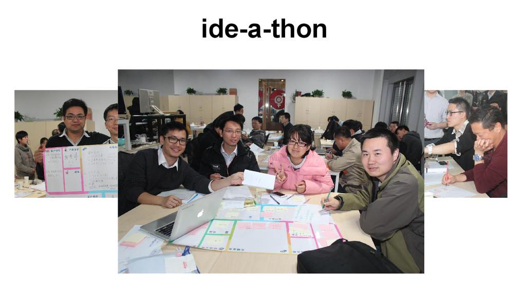 ide-a-thon