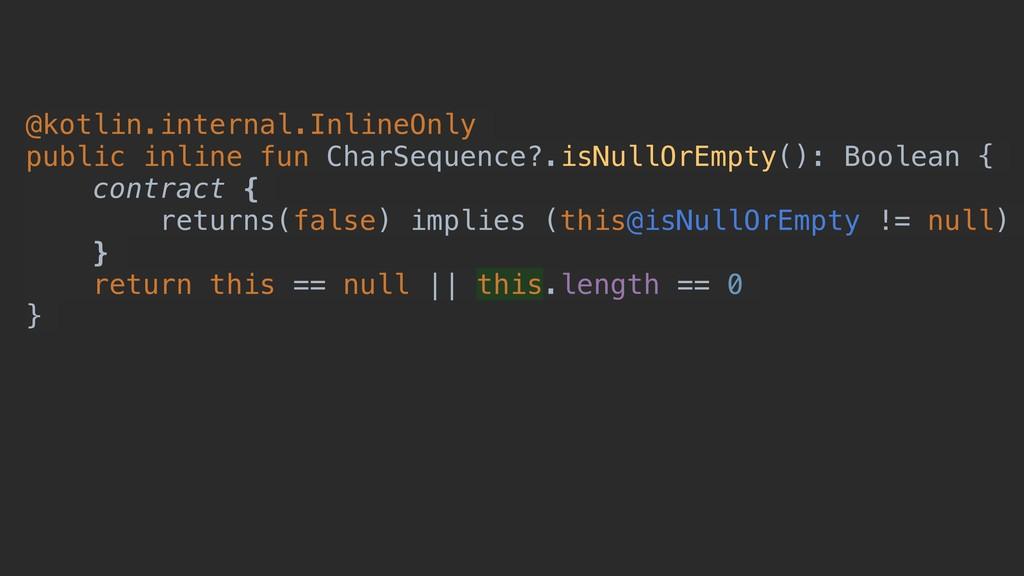 @kotlin.internal.InlineOnly public inline fun C...