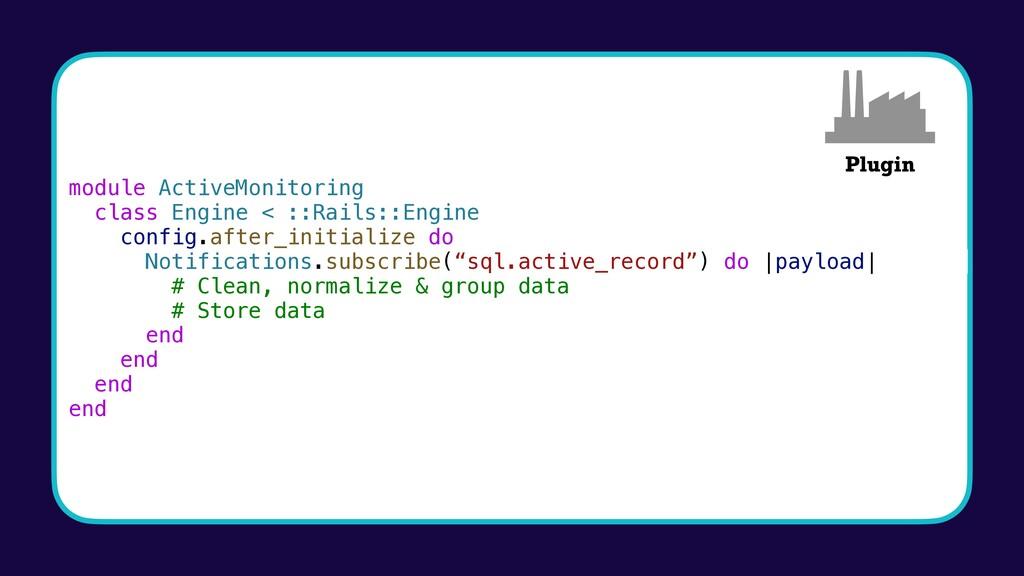 module ActiveMonitoring class Engine < ::Rails:...