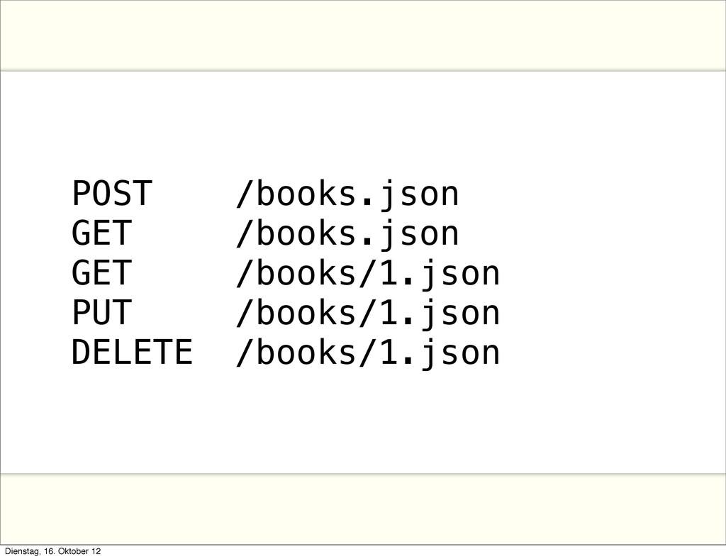 POST /books.json GET /books.json GET /books/1.j...