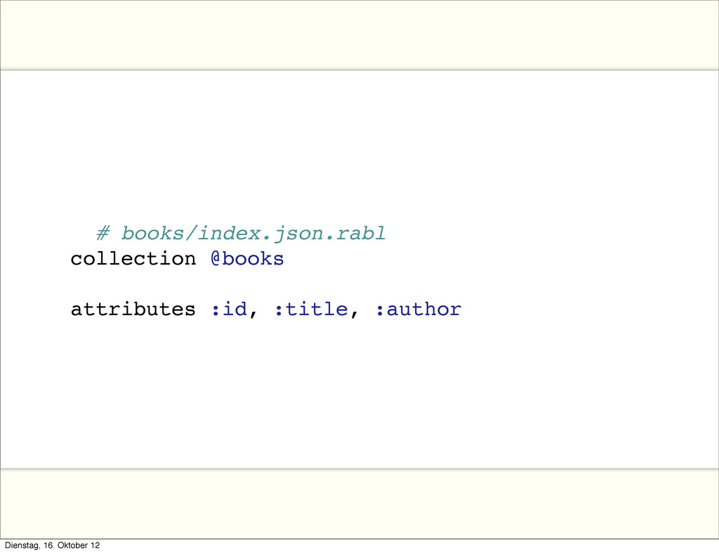 # books/index.json.rabl collection @books attri...
