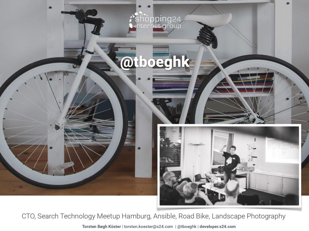 @tboeghk @tboeghk CTO, Search Technology Meetup...