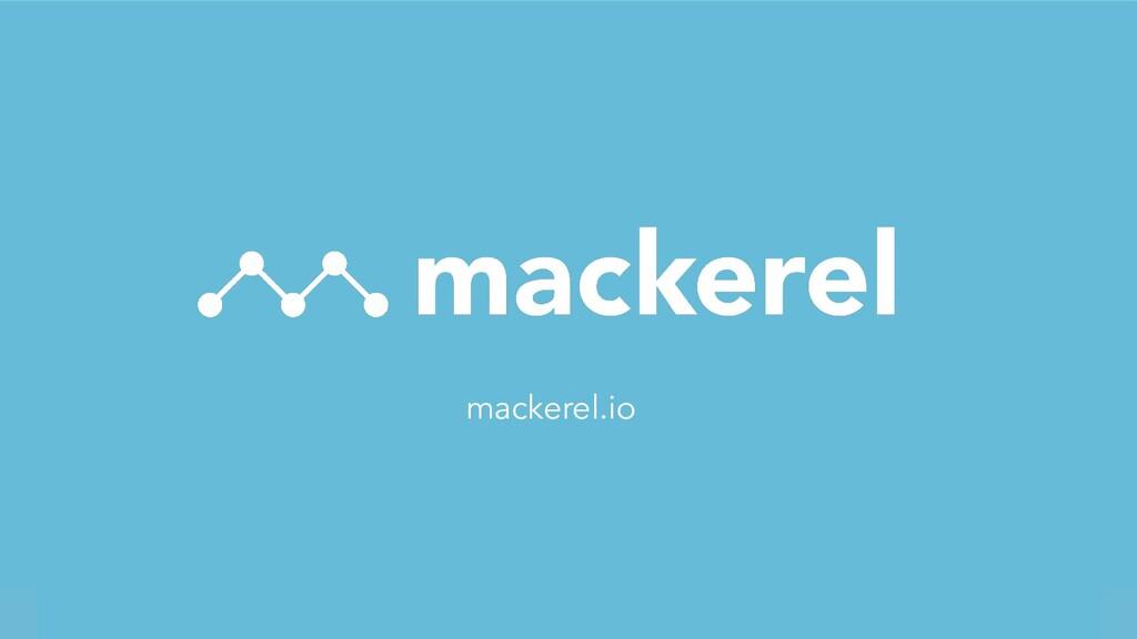 85 mackerel.io