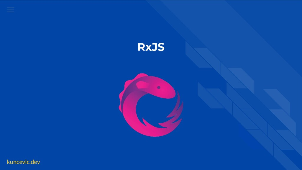 kuncevic.dev RxJS