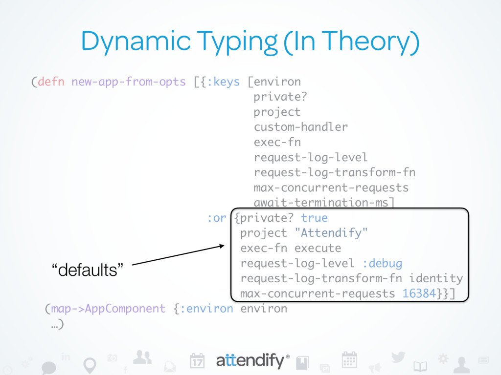 Dynamic Typing (In Theory) (defn new-app-from-o...
