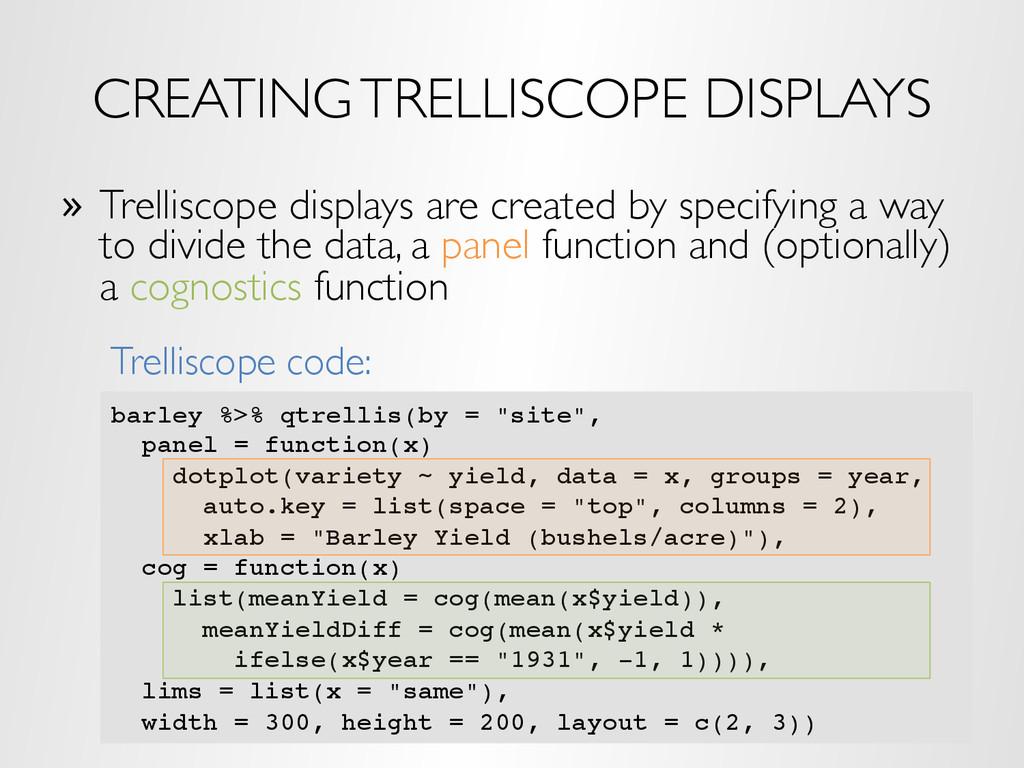 CREATING TRELLISCOPE DISPLAYS » Trelliscope di...