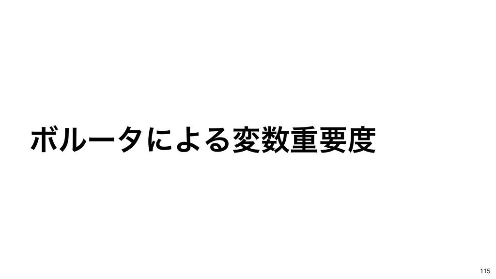 115 ϘϧʔλʹΑΔมॏཁ