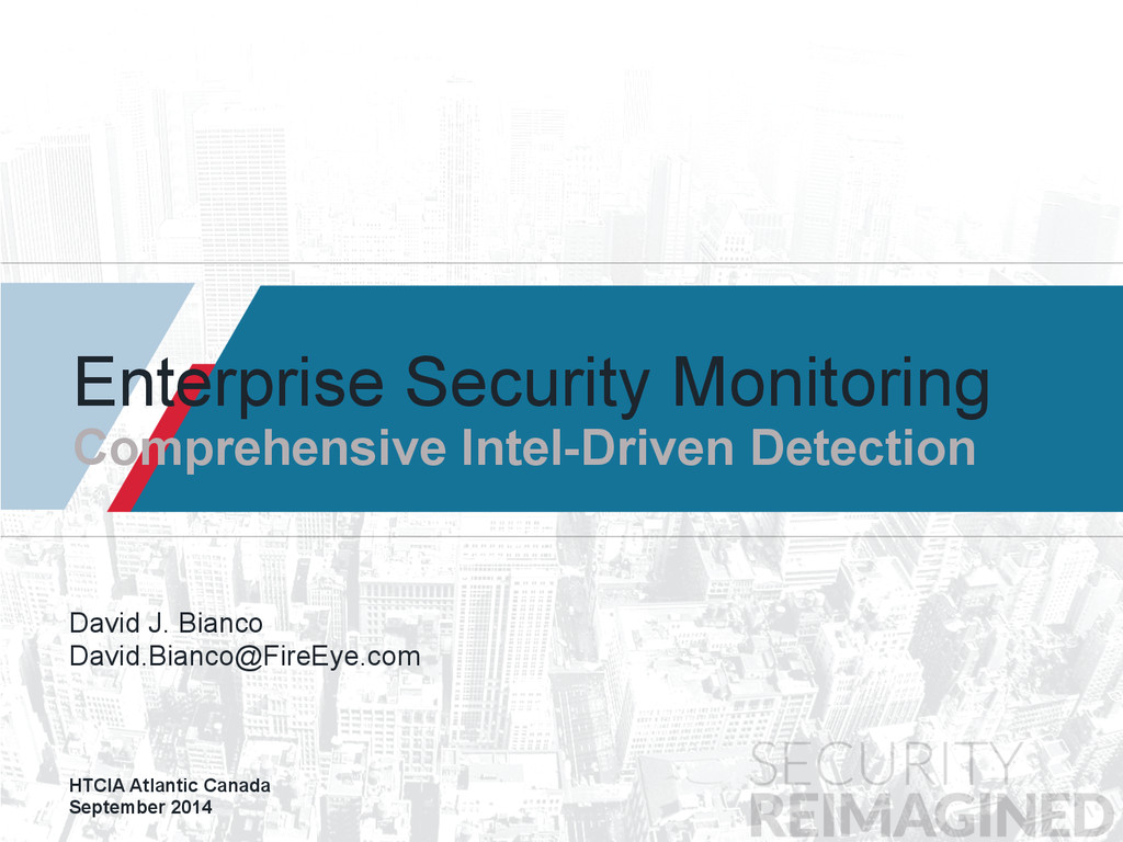 1 Copyright © 2014, FireEye, Inc. All rights re...