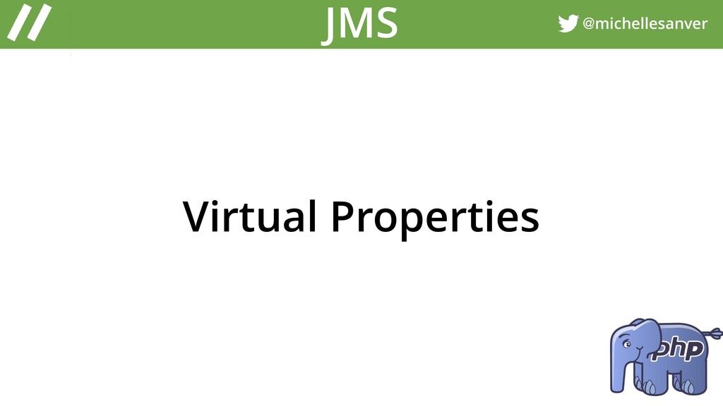 @michellesanver JMS Virtual Properties