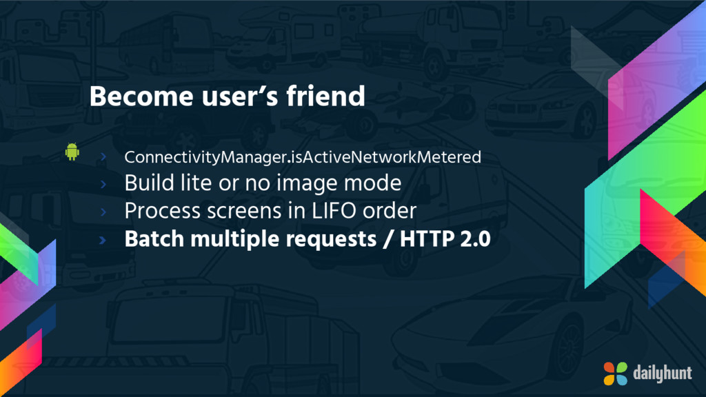 Become user's friend › ConnectivityManager.isAc...