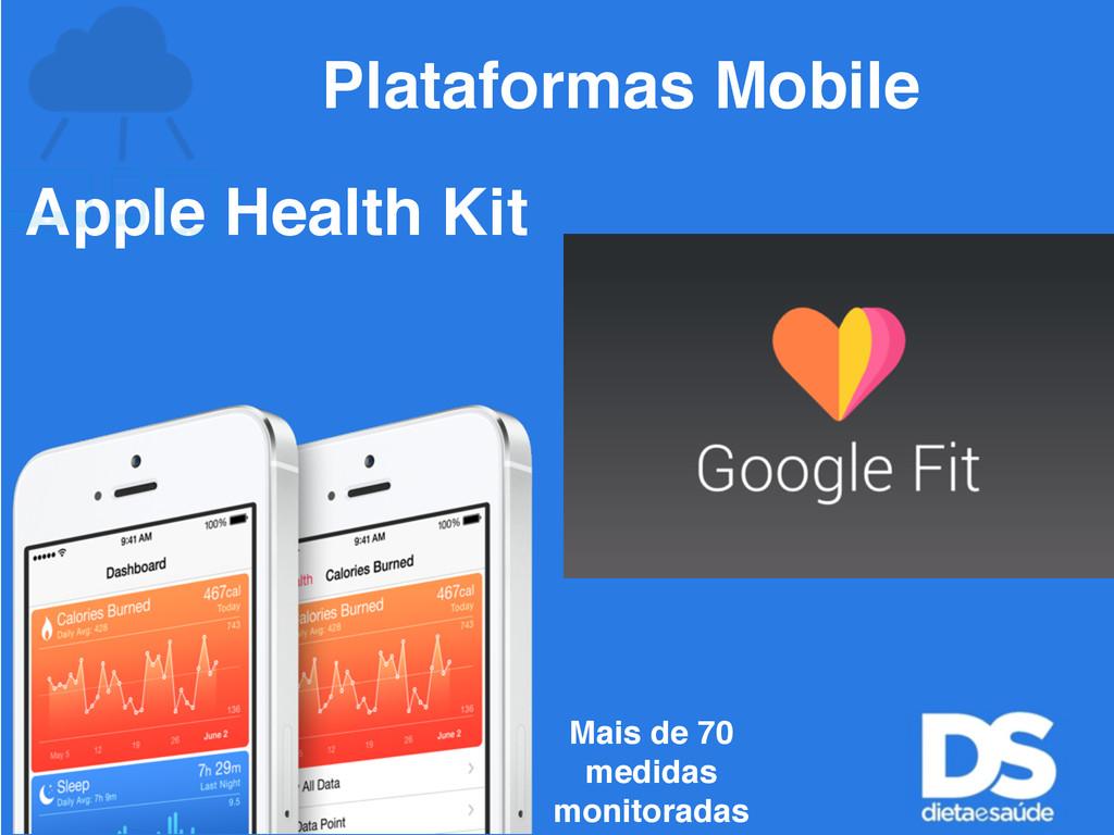 Apple Health Track around ~70 fields Apple Heal...