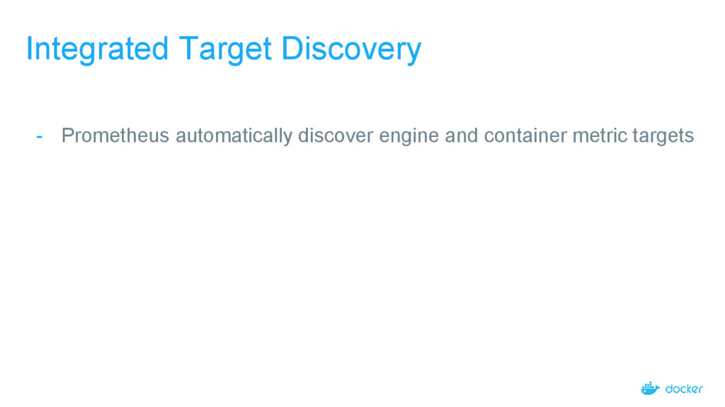 Integrated Target Discovery - Prometheus automa...