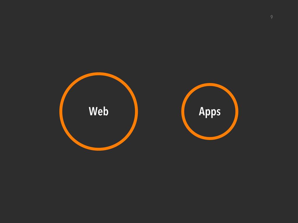9 Web Apps