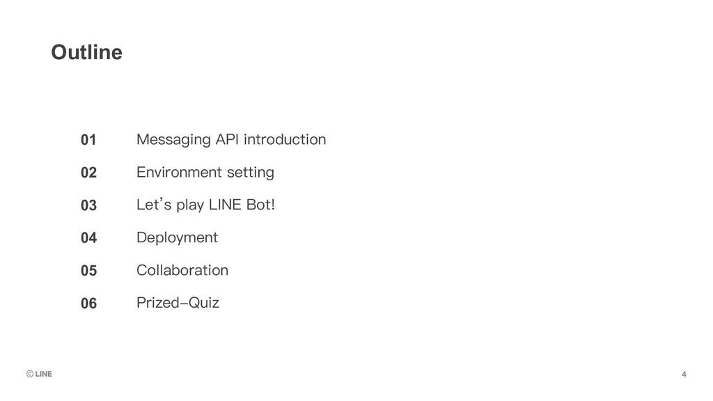 01 02 03 04 05 06 Outline Messaging API introdu...