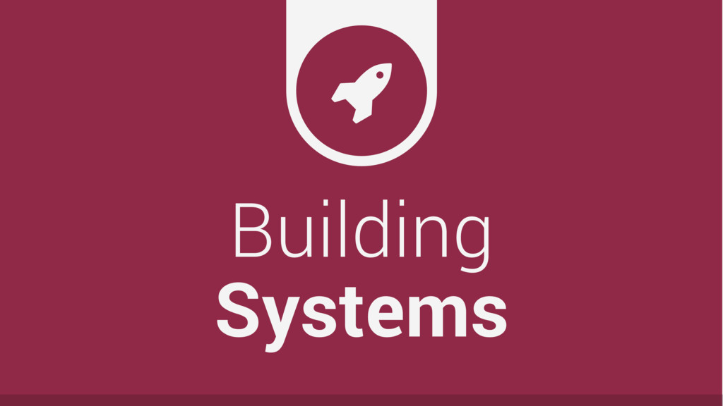 Building  Systems (