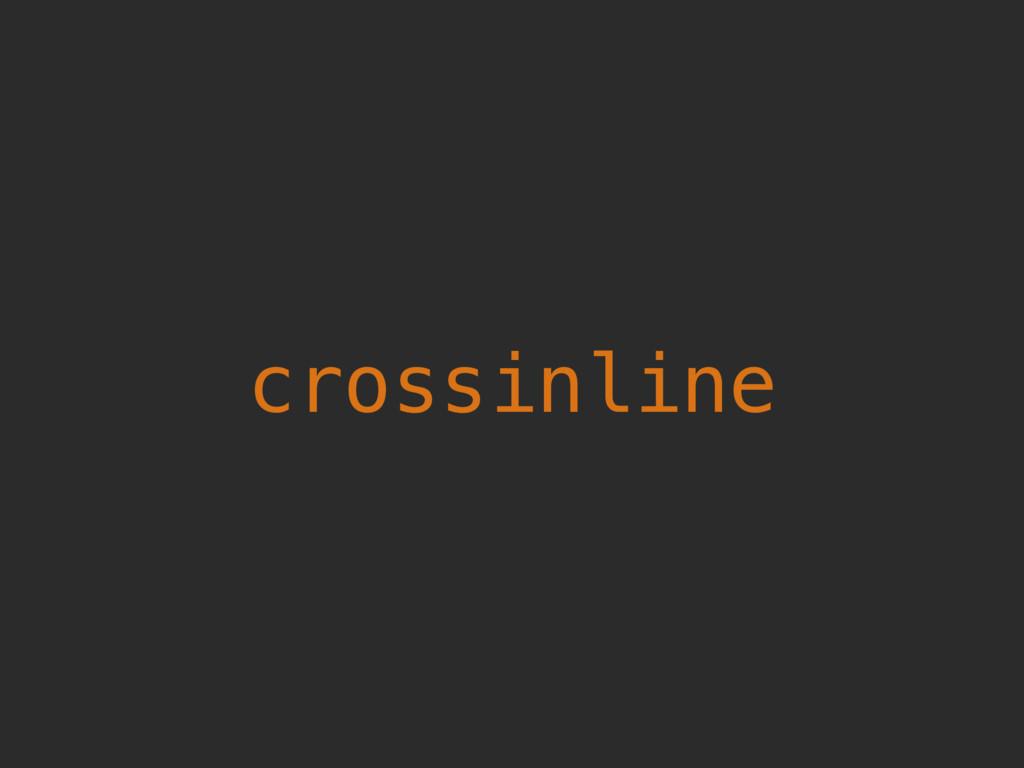 crossinline