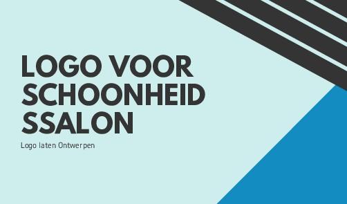 LOGO VOOR SCHOONHEID SSALON Logo laten Ontwerpen