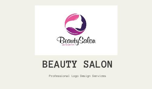 BEAUTY SALON Professional Logo Design Services