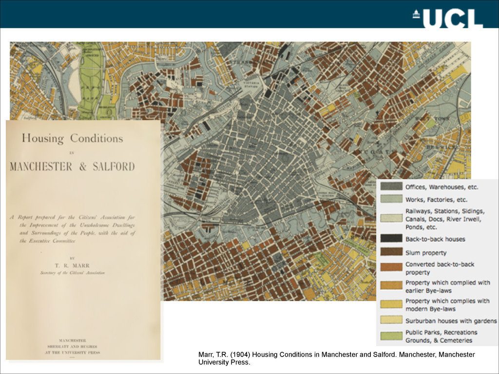 Marr, T.R. (1904) Housing Conditions in Manches...
