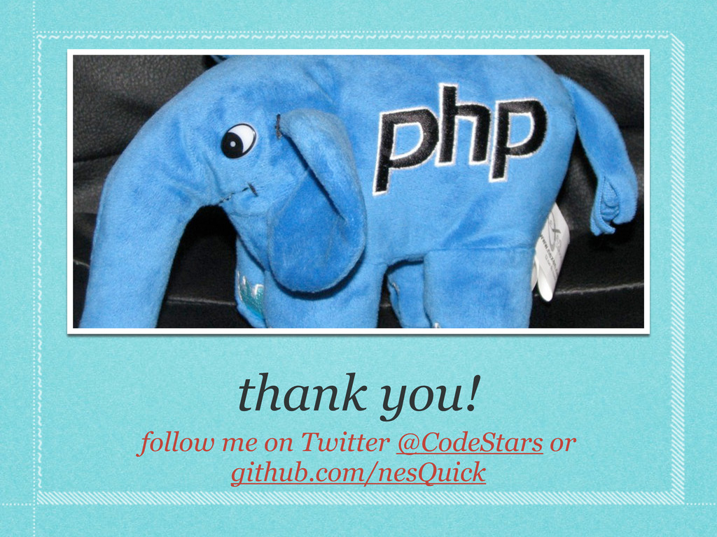 thank you! follow me on Twitter @CodeStars or g...
