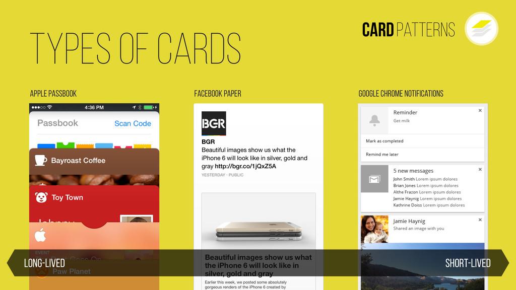 Google Chrome Notifications CardPatterns Short-...