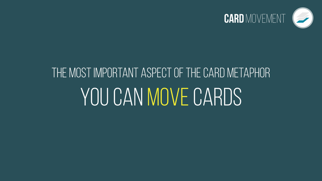 CardMovement you can Move Cards The most import...