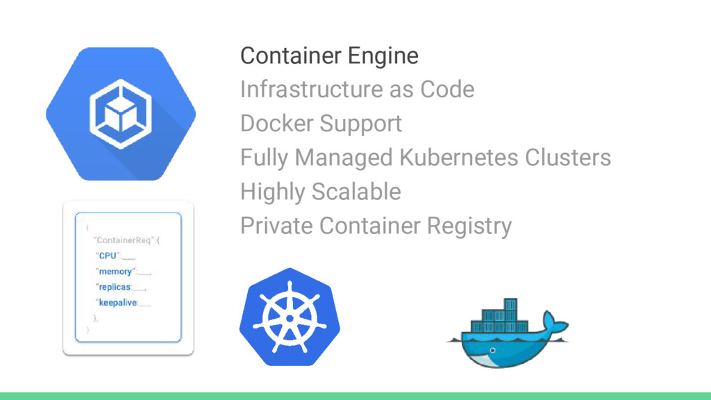 Container Engine Infrastructure as Code Docker ...
