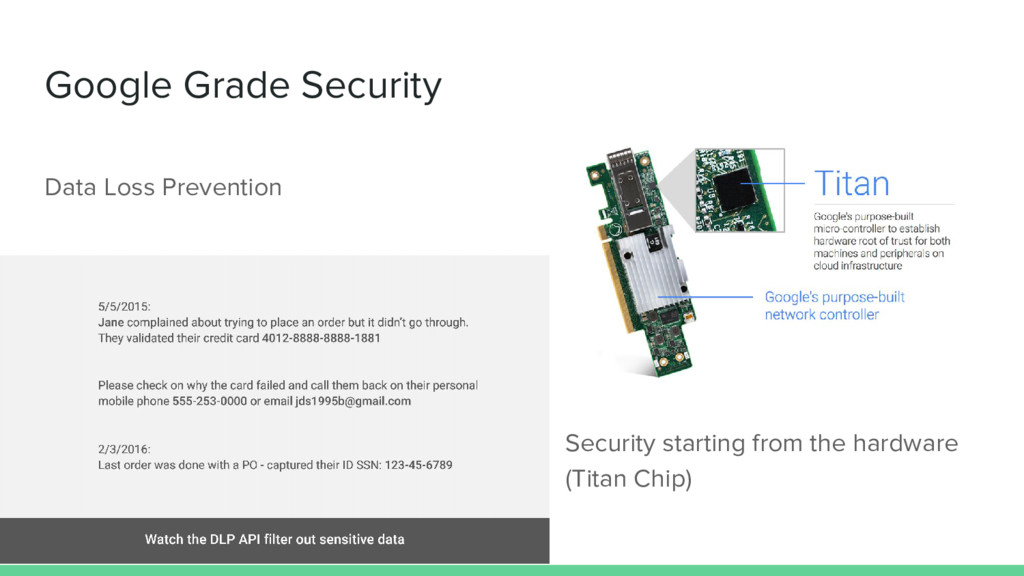 Google Grade Security Data Loss Prevention Secu...