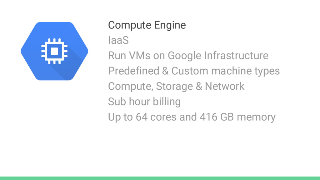 Compute Engine IaaS Run VMs on Google Infrastru...