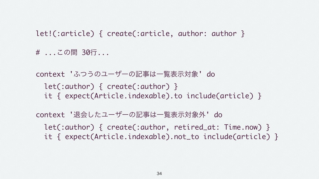 let!(:article) { create(:article, author: ...
