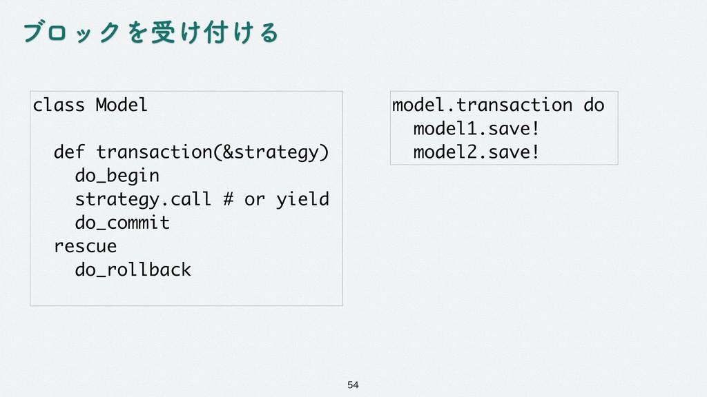 class Model def transaction(&strategy) do_...