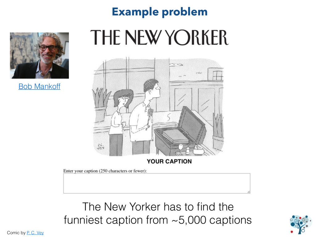 Bob Mankoff Comic by P. C. Vey The New Yorker h...