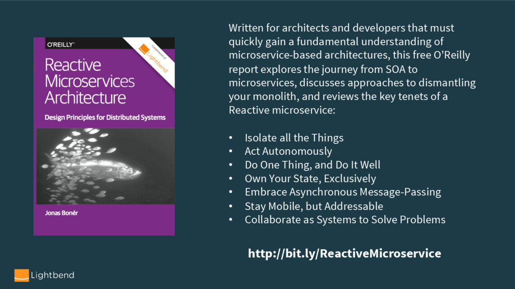 Written for architects and developers that must...