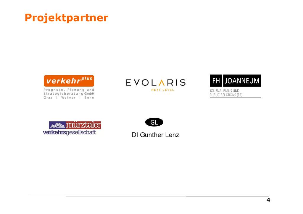 4 Projektpartner DI Gunther Lenz