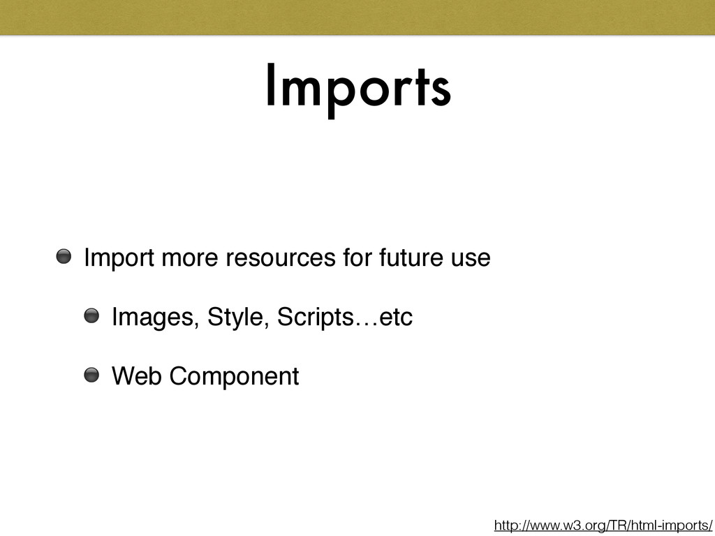 Imports ⚫ Import more resources for future use!...