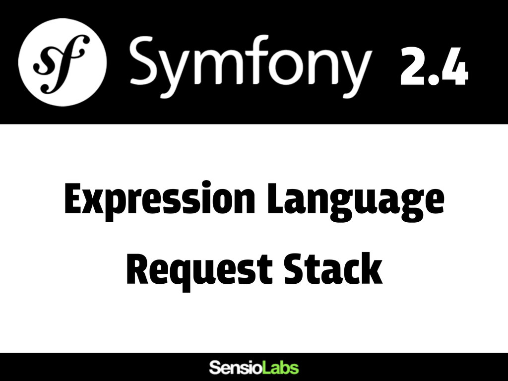 2.4 Expression Language Request Stack