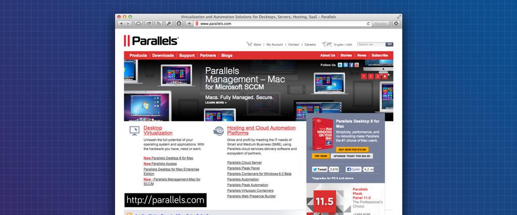 http://parallels.com